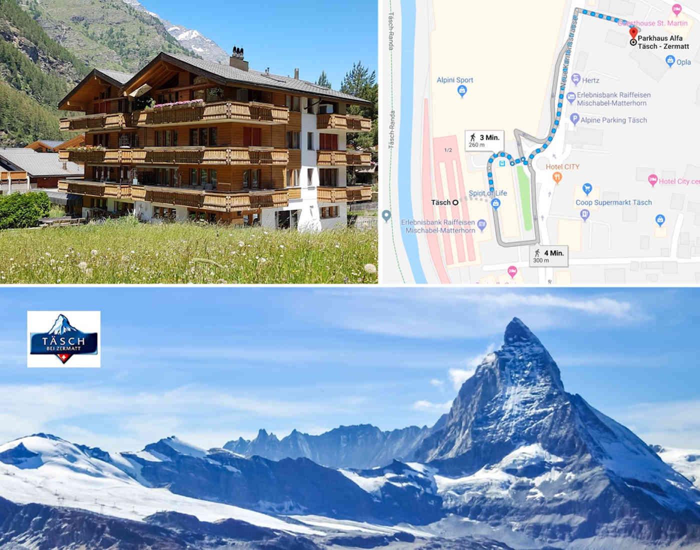 Parkhaus-Zermatt-Parkhaus-Taesch-Parkhaus-Alfa